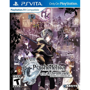 PS Vita Psychedelica of the Ashen Hawk
