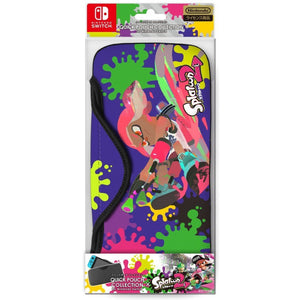 Nintendo Switch - Quick Pouch (Splatoon 2 Type A)