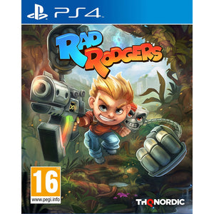 PS4 Rad Rodgers