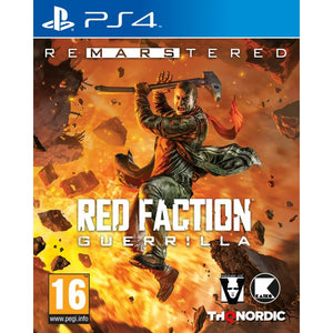 PS4 Red Faction Guerilla Remastered