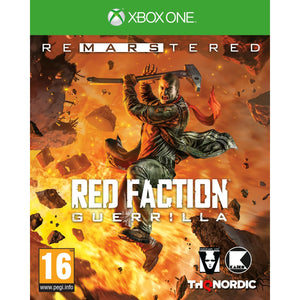XBox One Red Faction Guerilla Remarstered
