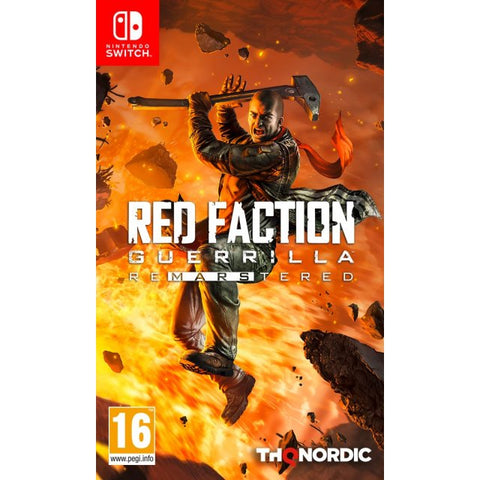 9f0a171d98c6b0 Nintendo Switch Red Faction  Guerrilla ReMarstered