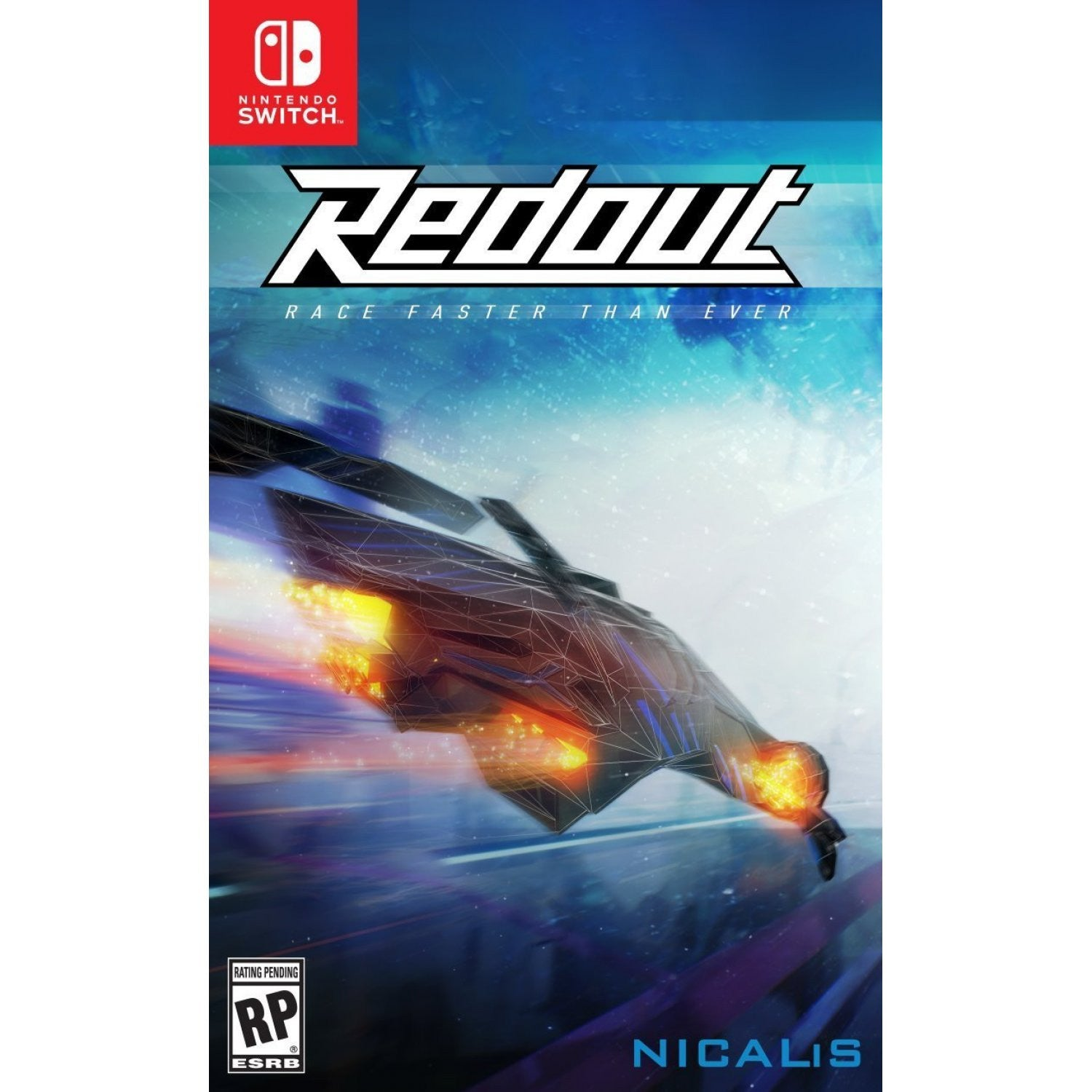 Nintendo Switch Redout