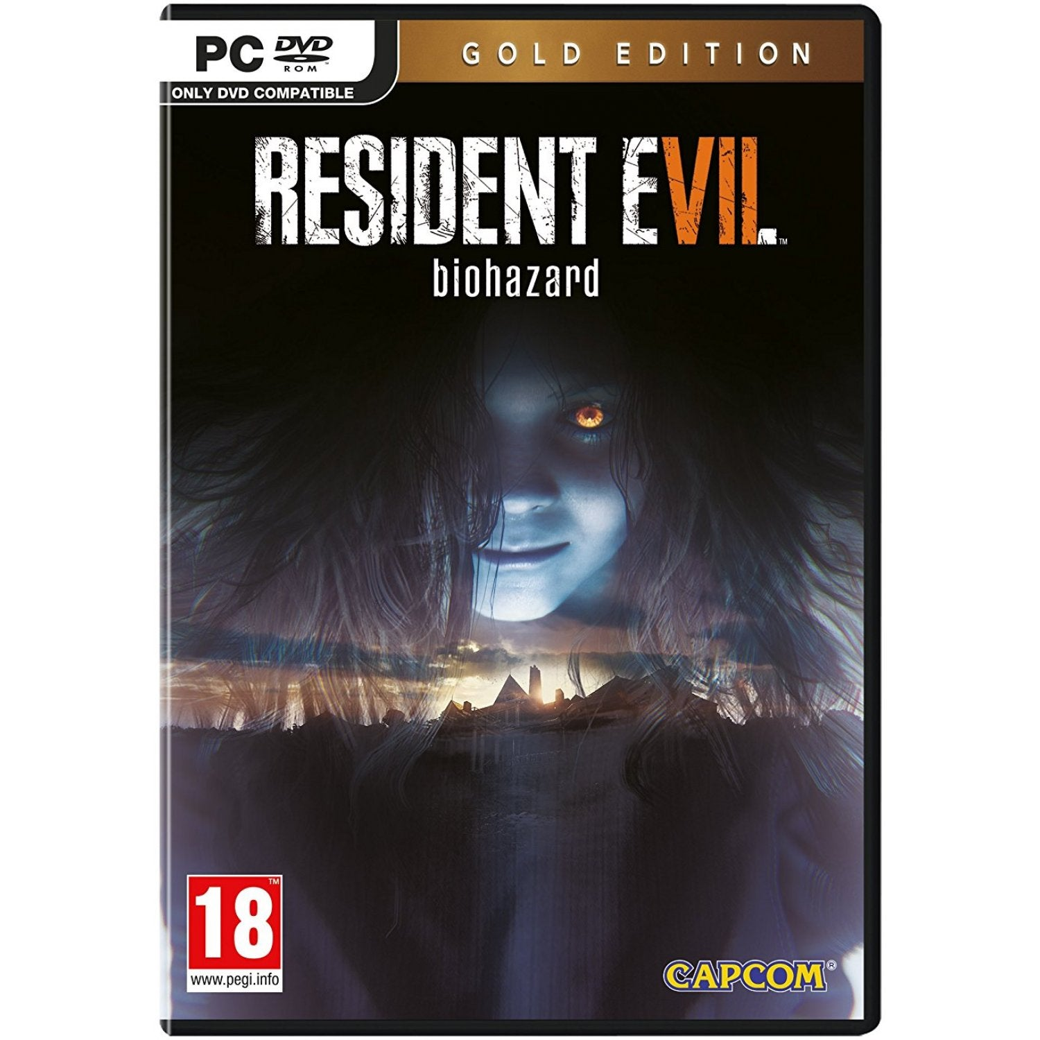 PC Resident Evil 7: biohazard (Gold Edition)