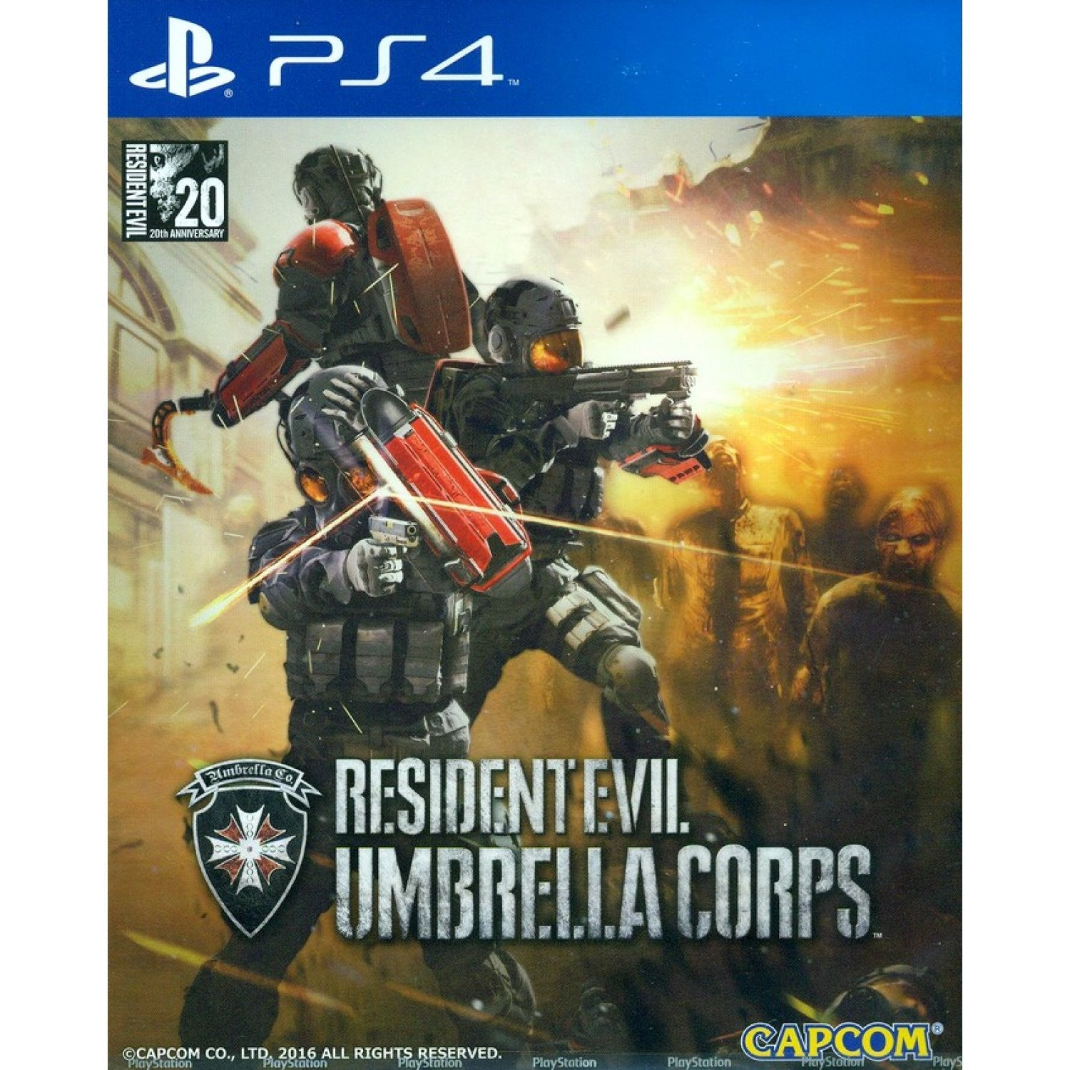 Game Page 29 Ps4 Romance Of The Three Kingdoms Xiii Reg 3 Resident Evil Umbrella Corps