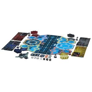 Risk Captain America: Civil War Edition Game