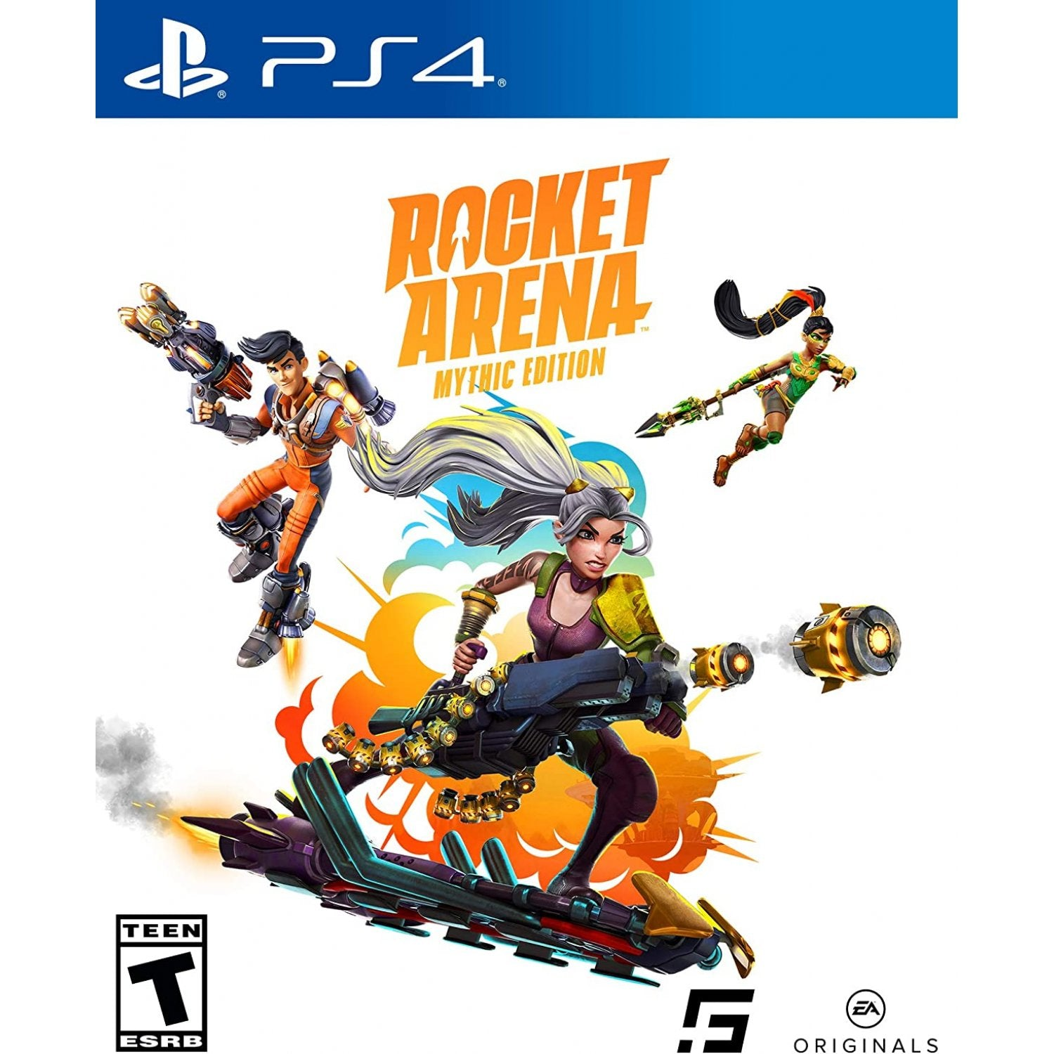 PS4 Rocket Arena [Mythic Edition]