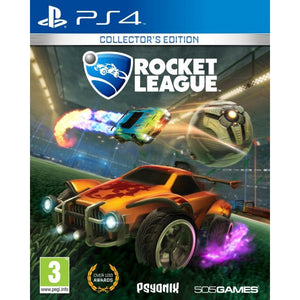 PS4 Rocket League Collector's Edition