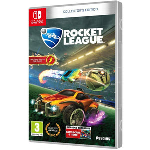Nintendo Switch Rocket League [Collector's Edition]