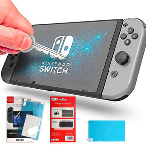 Otvo Nintendo Switch LCD Protective Film Anti Scratch 9H