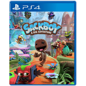 PS4 Sackboy: A Big Adventure