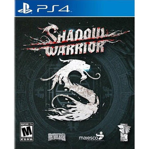 PS4 Shadow Warrior