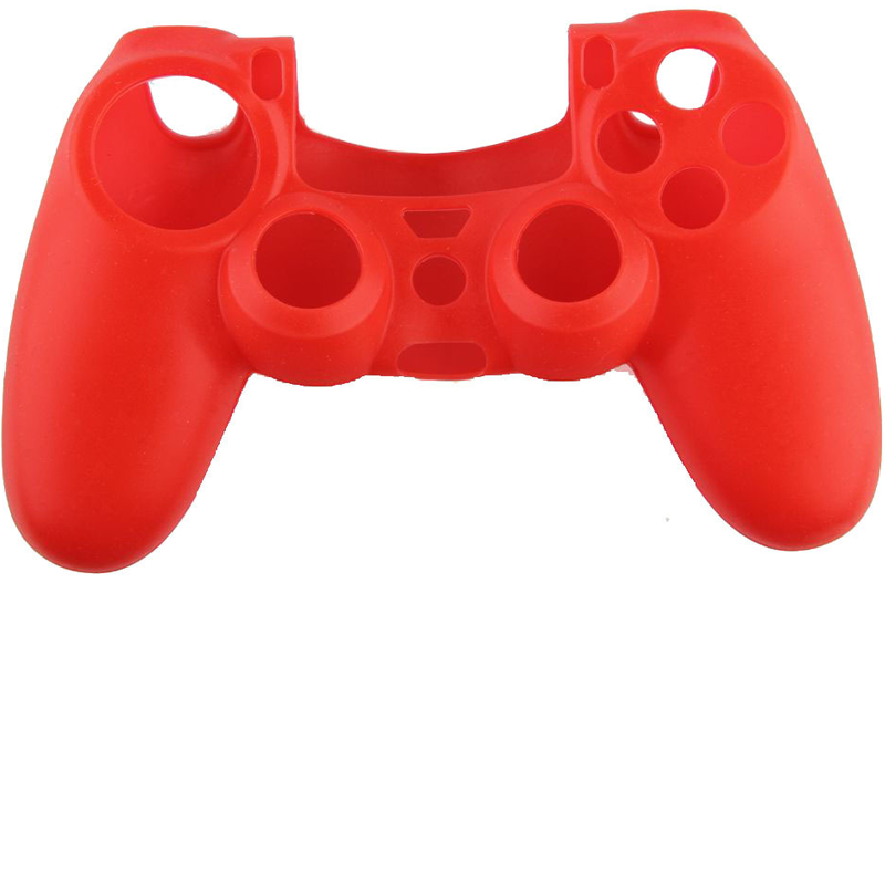 PS4 Controller Silicon Case - Red