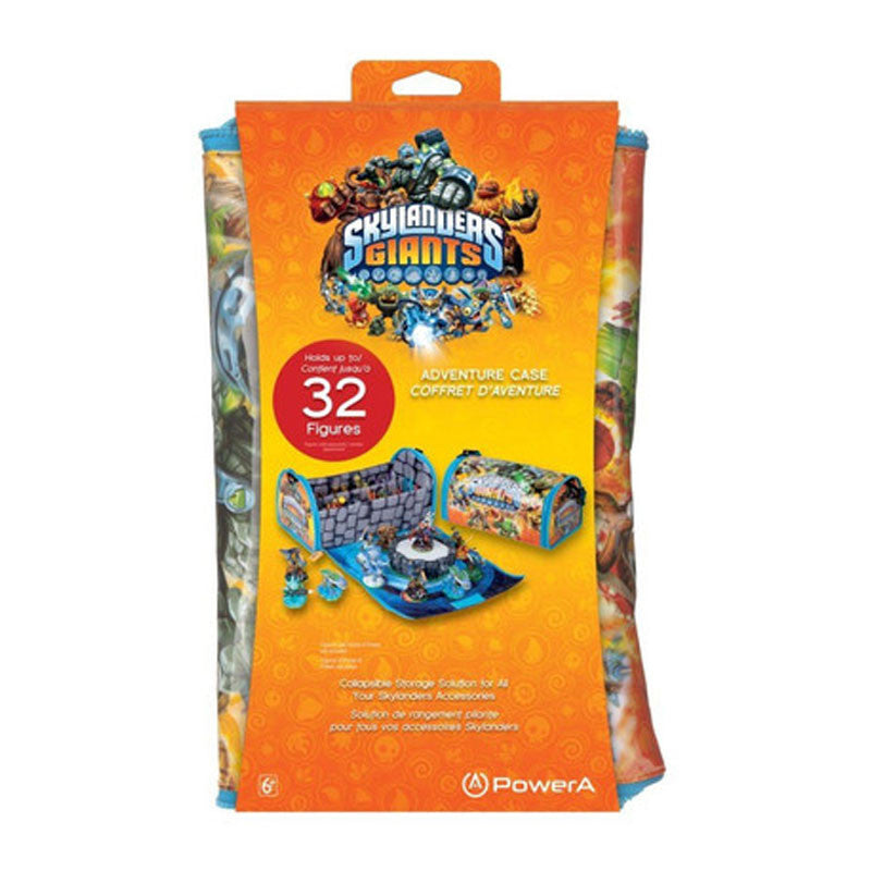 Skylanders Giants Adventure Case Holds 32