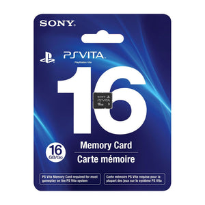 Sony 16GB Memory Card for PS Vita