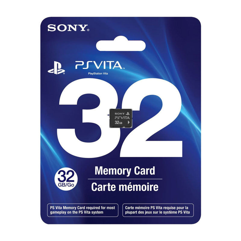Sony 32GB Memory Card for PS Vita