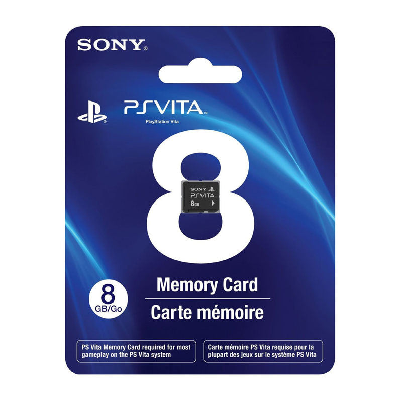 Sony 8GB Memory Card for PS Vita