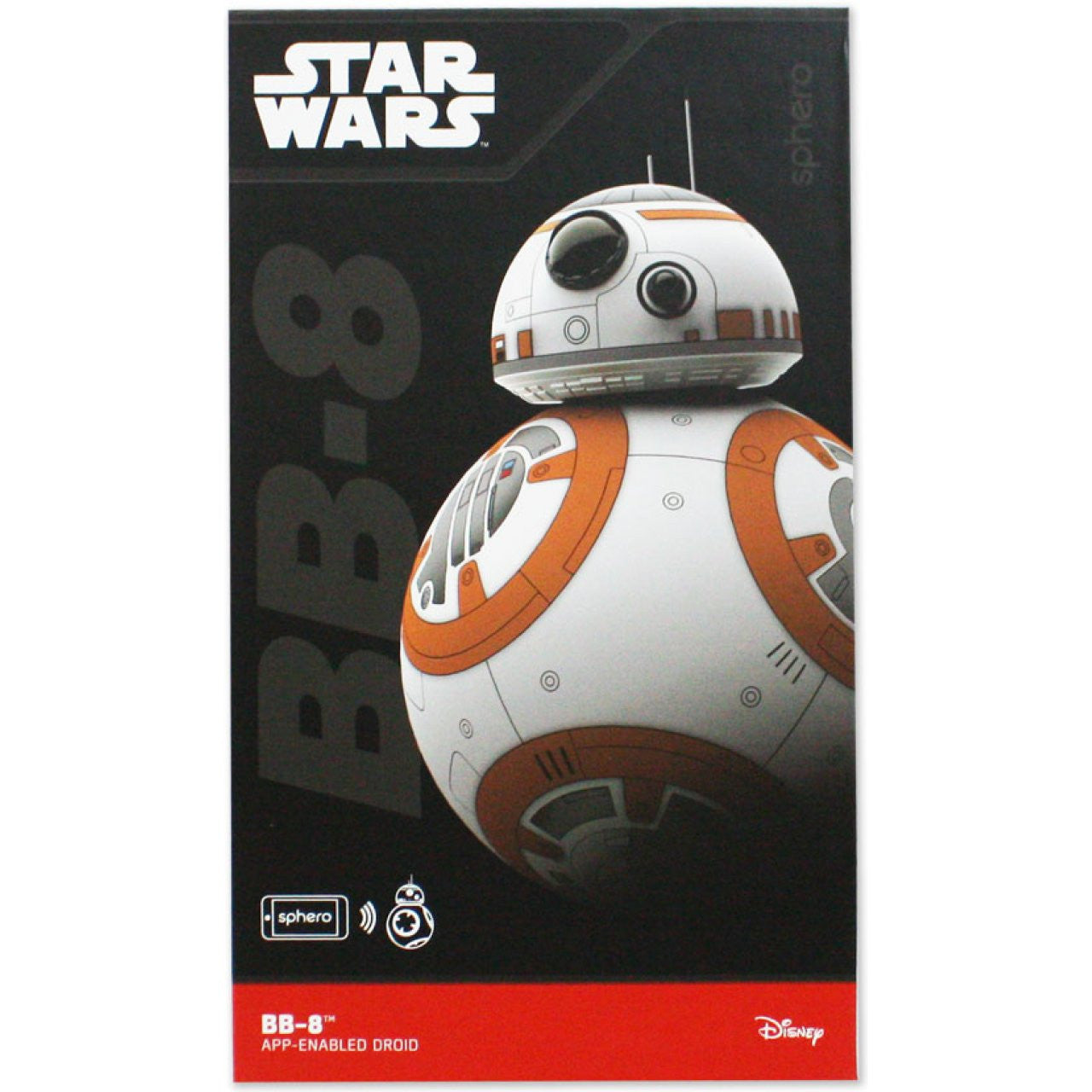 Sphero Star Wars BB-8 App-Enabled Droid with FREE Force Band*