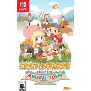 Nintendo Switch Story of Seasons: Friends of Mineral Town
