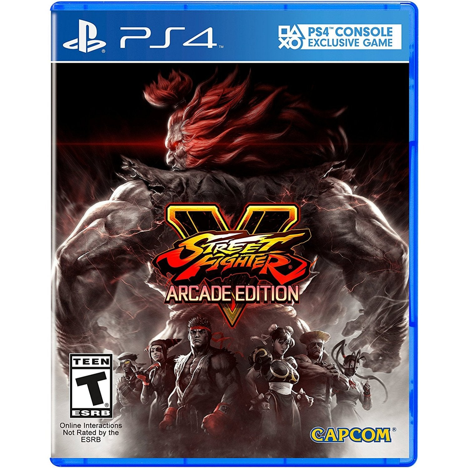 Sony Playstation 4 Page 5 Hori Casing Mika Ps Vita Slim Ps4 Street Fighter V Arcade Edition