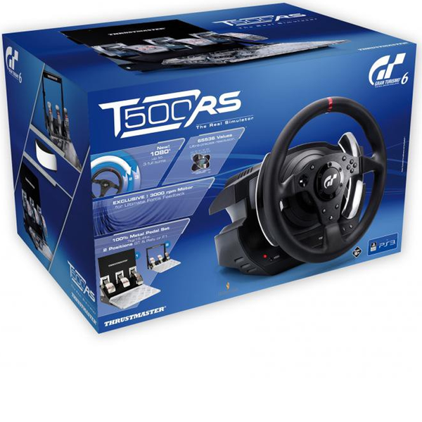 thrustmaster t500rs racing wheel ps4 ps3. Black Bedroom Furniture Sets. Home Design Ideas