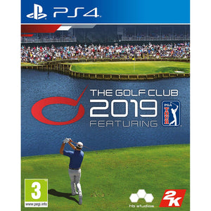 PS4 The Golf Club 2019 featuring PGA Tour