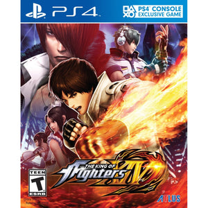 PS4 The King of Fighter XIV