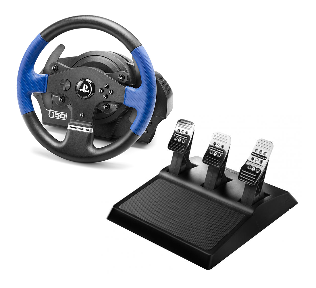 Thrustmaster T150 PRO Racing Wheel for PS4/PS/PC
