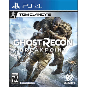 PS4 Tom Clancy's Ghost Recon: Breakpoint