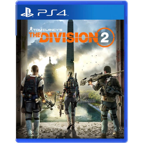 PS4 Tom Clancy s The Division 2 1a3ca6a85b