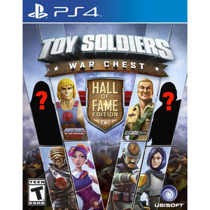 PS4 Toy Soldiers: War Chest (Hall of Fame Edition)