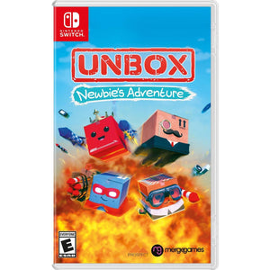 Nintendo Switch Unbox: Newbie's Adventure
