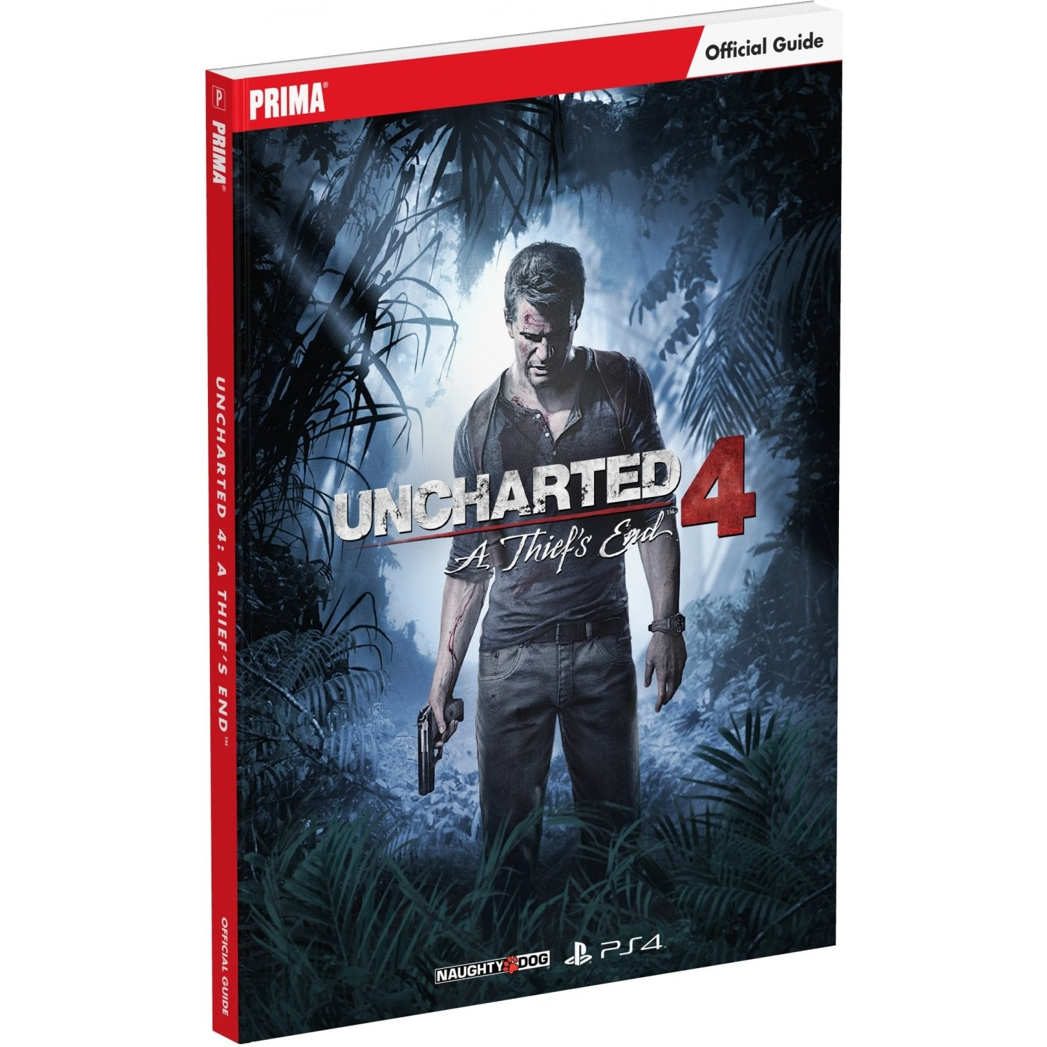 Uncharted 4: A Thief's End Strategy Guide
