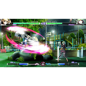 Nintendo Switch Under Night In-Birth Exe:Late [cl-r]