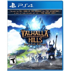 PS4 Valhalla Hills: Definitive Edition