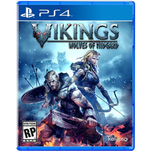 PS4 Vikings: Wolves of Midgard