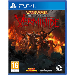 PS4 Warhammer: End Times - Vermintide