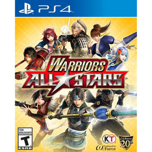 PS4 Warriors All-Stars