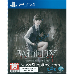 PS4 WhiteDay: A Labyrinth Named School