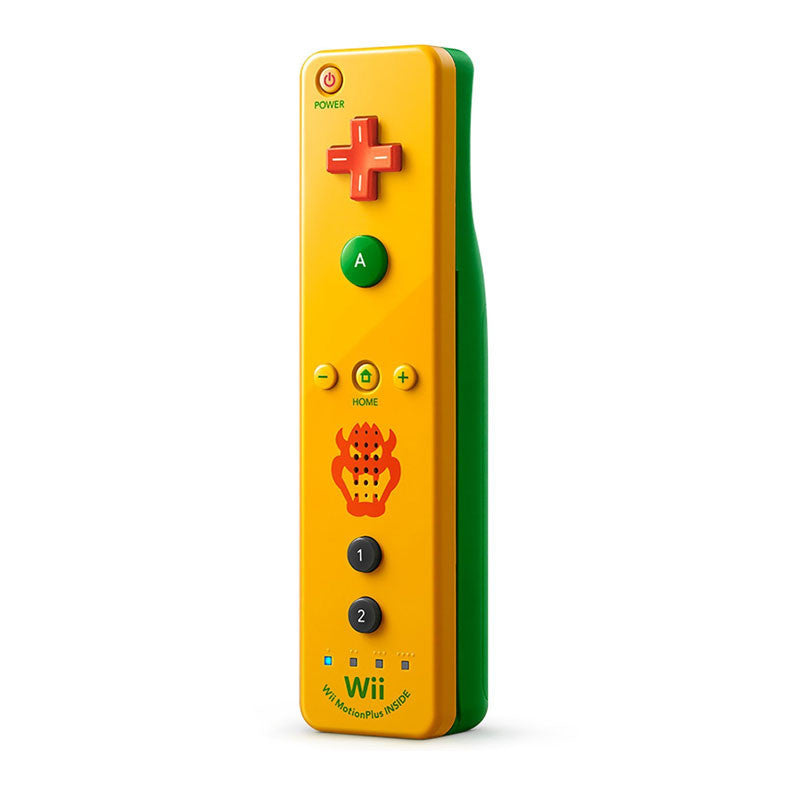 Wii U NINTENDO Official Remote Plus / Koopa Edition