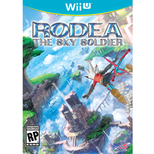 Wii U Rodea the Sky Soldier
