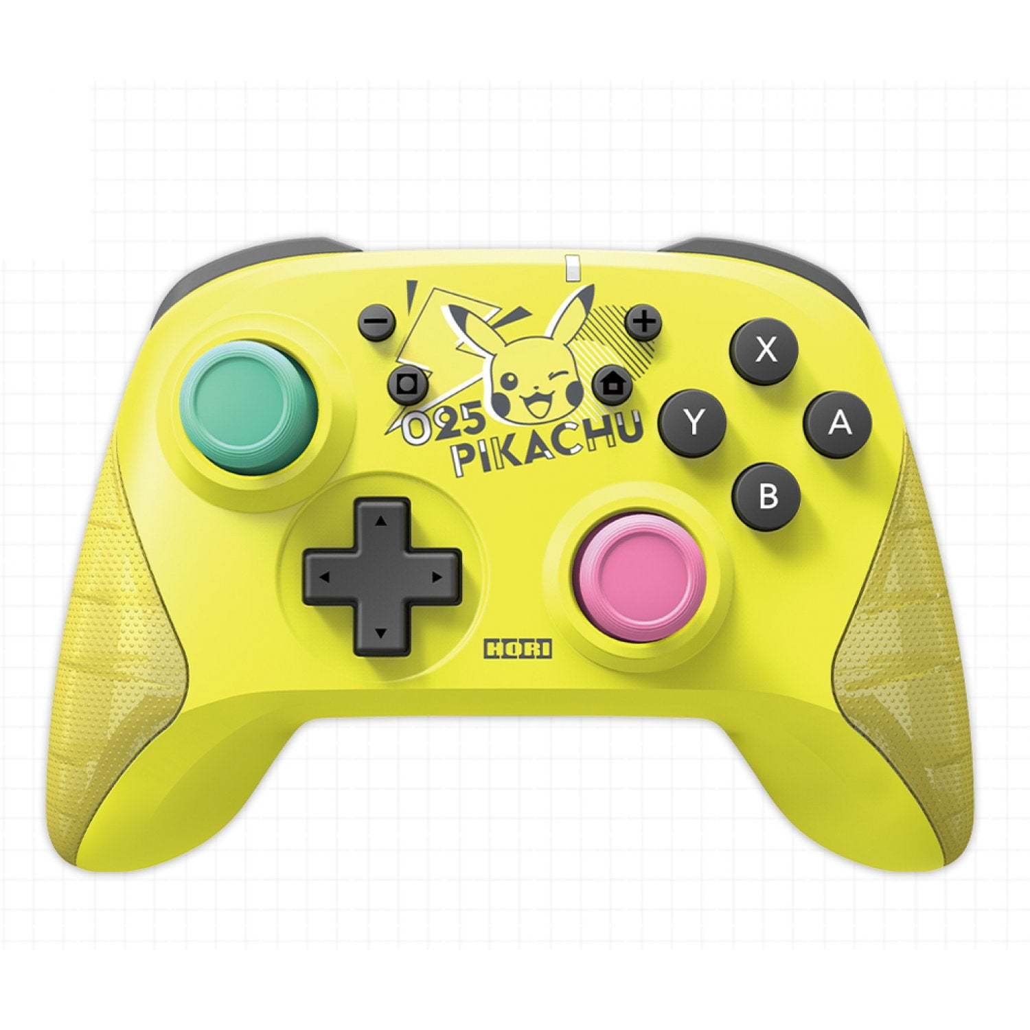 Hori Wireless Pad Controller for Nintendo Switch (Pikachu-Pop)