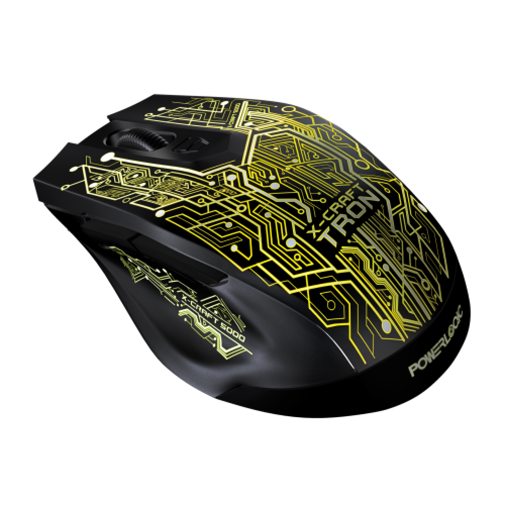 43f85a01e98 Alcatroz Gaming Mouse X-Craft Tron 5000 (Wired) - Shopitree.com