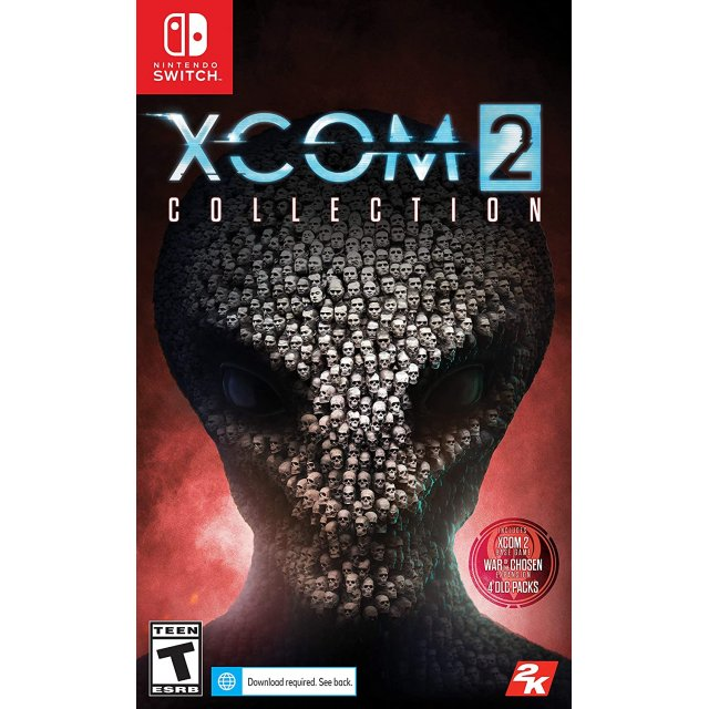 Nintendo Switch XCOM 2 Collection