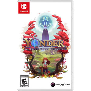 Nintendo Switch Yonder Cloud Catcher Chronicles