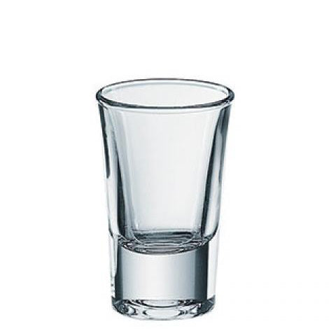 BICCHIERI 1 1/4 OZ SHOT GLASS - BORGONOVO # 11110017
