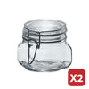 500ML AIR TIGHT BOTTLE  (2 Pieces)