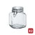 GLASS JAR 1.7L  (2 Pieces)