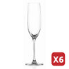 BANGKOK BLISS CHAMPAGNE GLASS - 180ML (6 pieces)