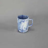 CLOUDY 12 OZ STACKABLE MUG - BLUE - EFAY # 302306OI